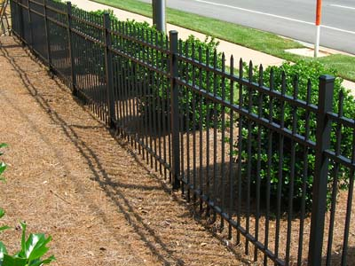 install fence
