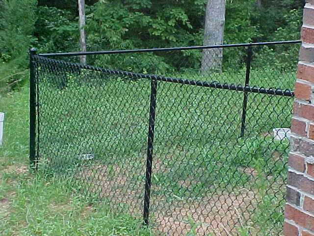 chain link fence installation.  Chain Click Here To Complete Our Estimate Form Or Call 8028812235 Weu0027ll Be In  Touch Promptly Discuss Your Project And Schedule A Site Visit Inside Chain Link Fence Installation