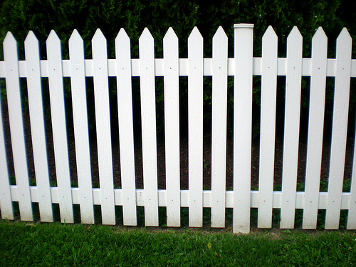 Picket Fence Installation Near Burlington Vt
