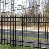 Aluminum Fence Installations Near Burlington Vt