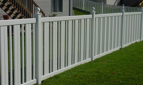 Image Result For Menards Fence Installation